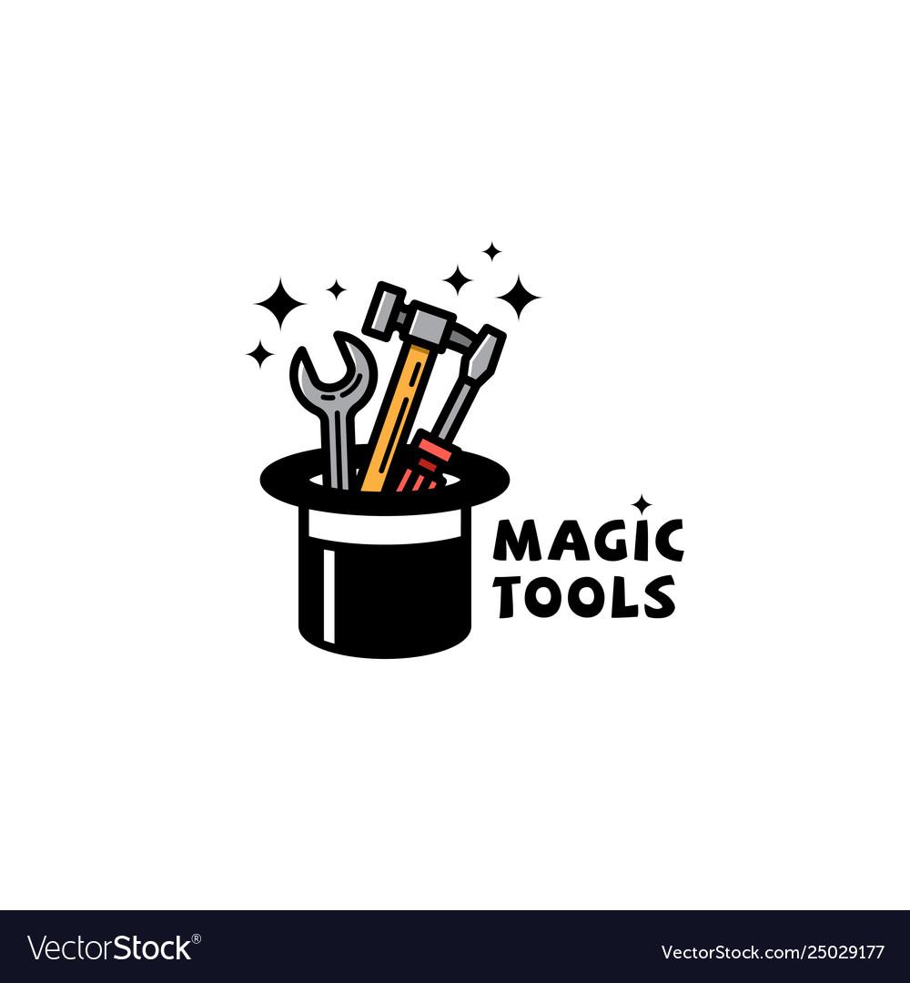 Magic tools logo