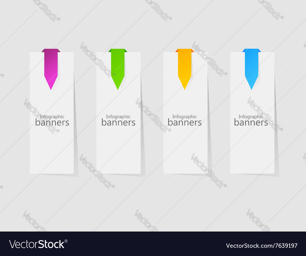 Infographic busienss banner