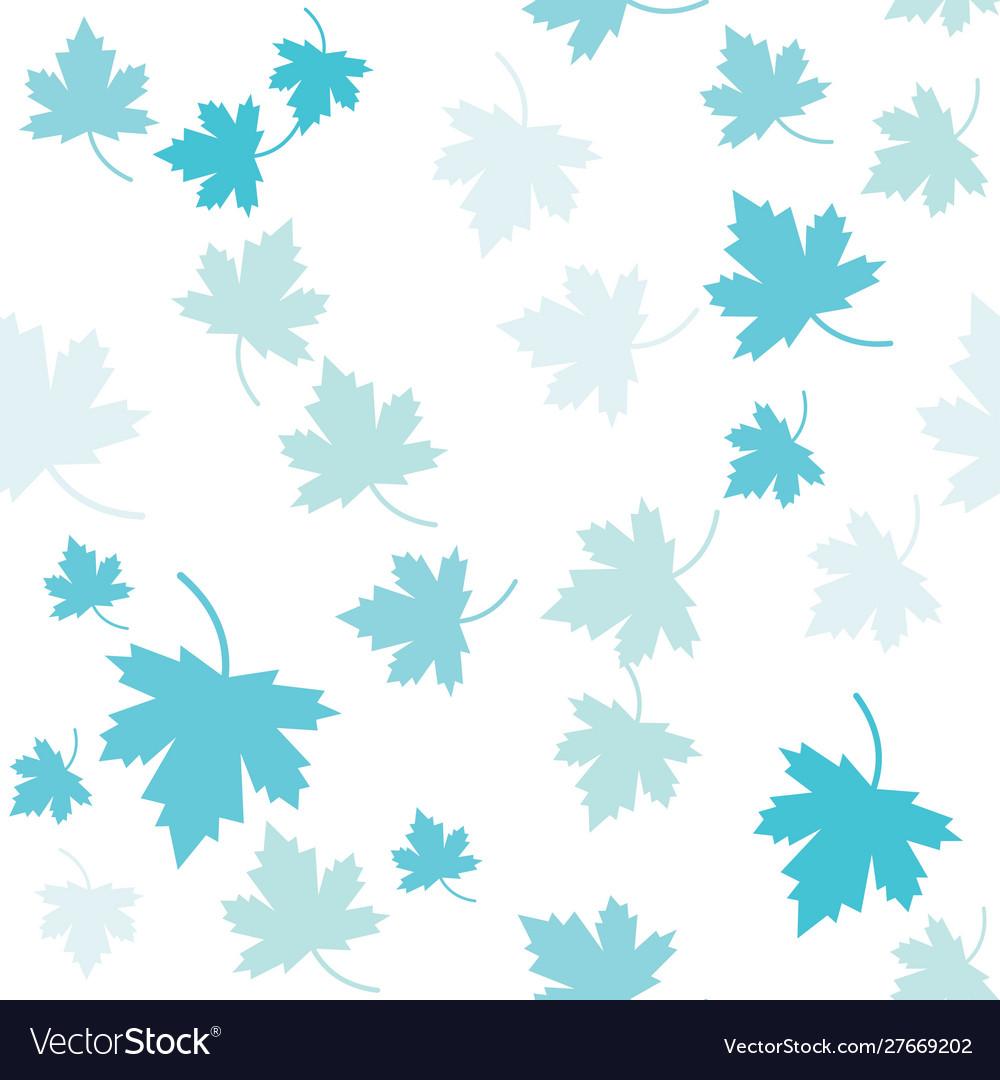 Maple leaf seamless