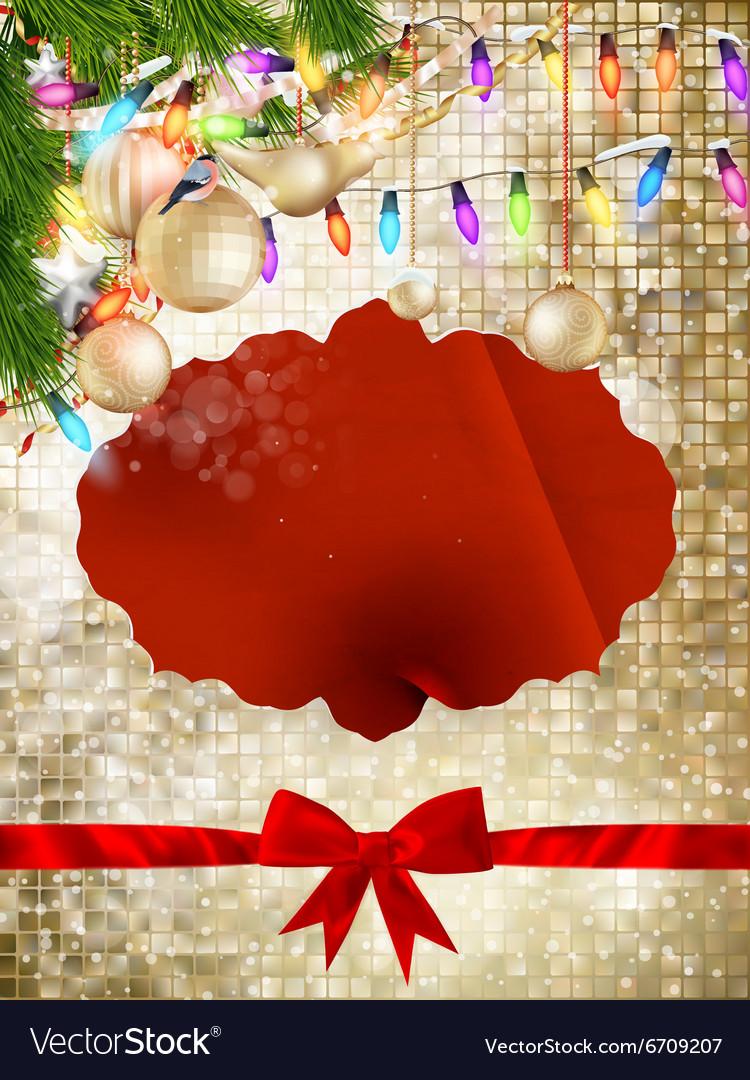 Christmas background EPS 10