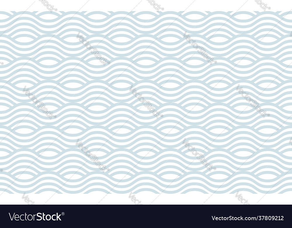 Gray and white wavy striped asian background