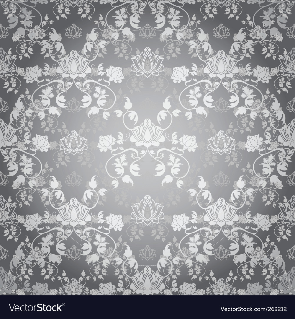Ornate seamless background