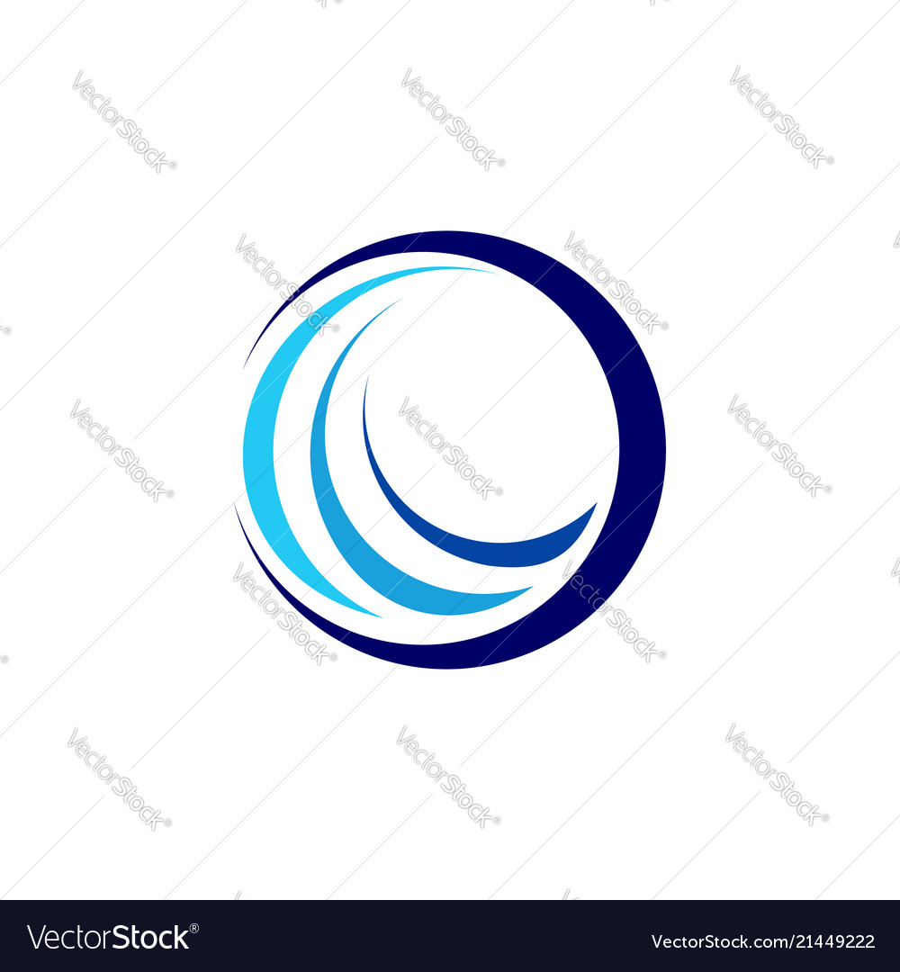 Global circle sphere elements logo symbol icon