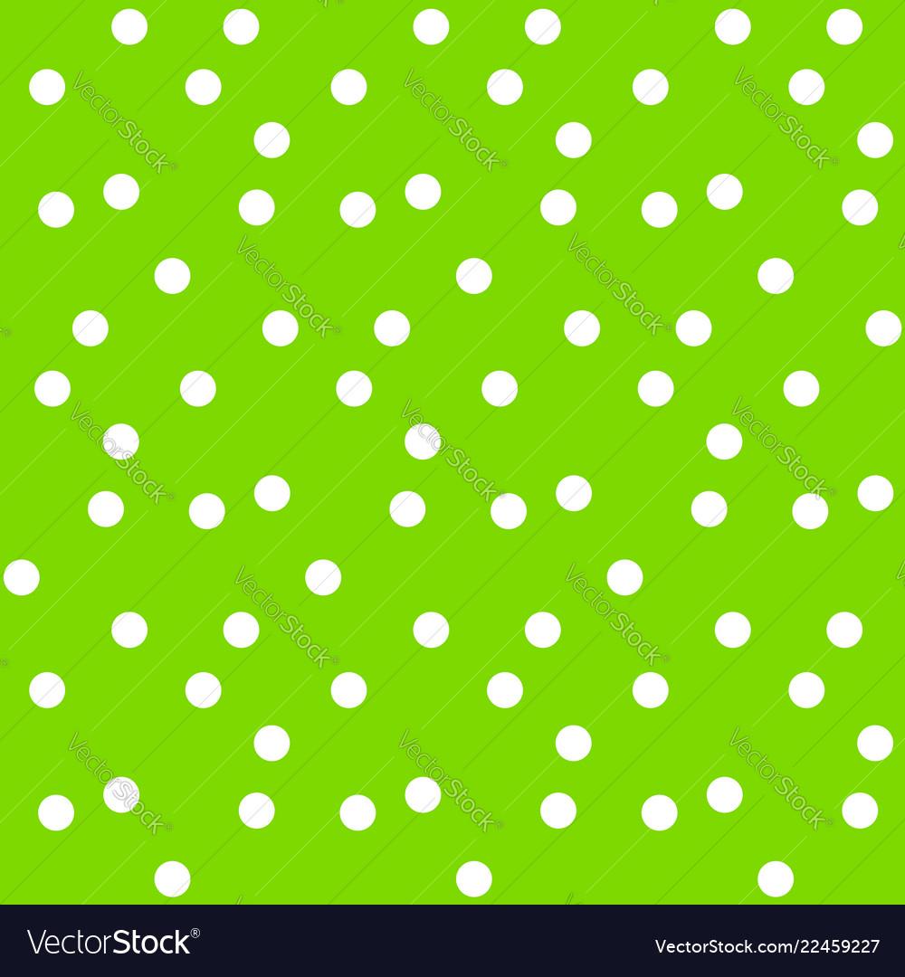 Bright green summer background random circles
