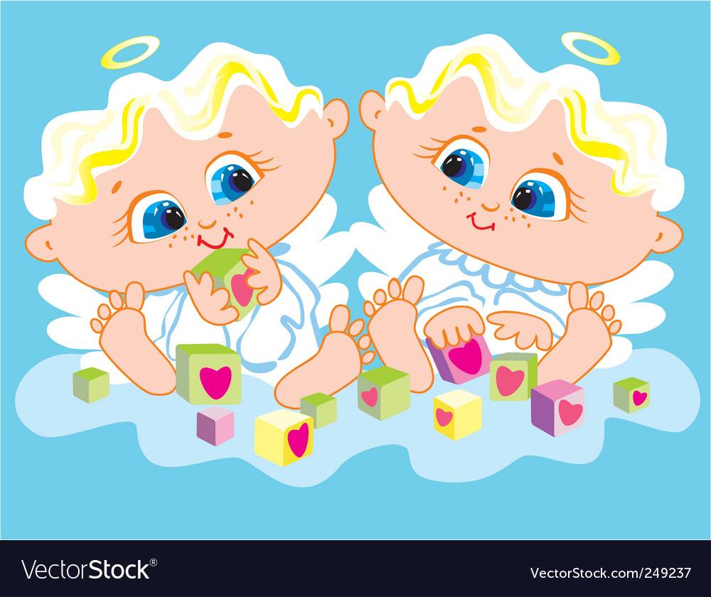Девушек платьях, открытки с днем рождения 2 месяца двойняшкам