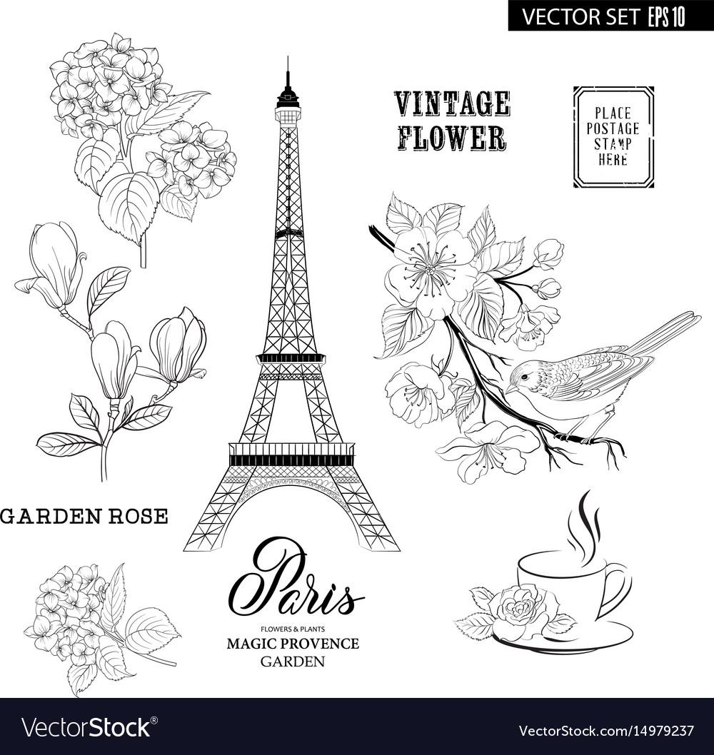 Paris romantic collection