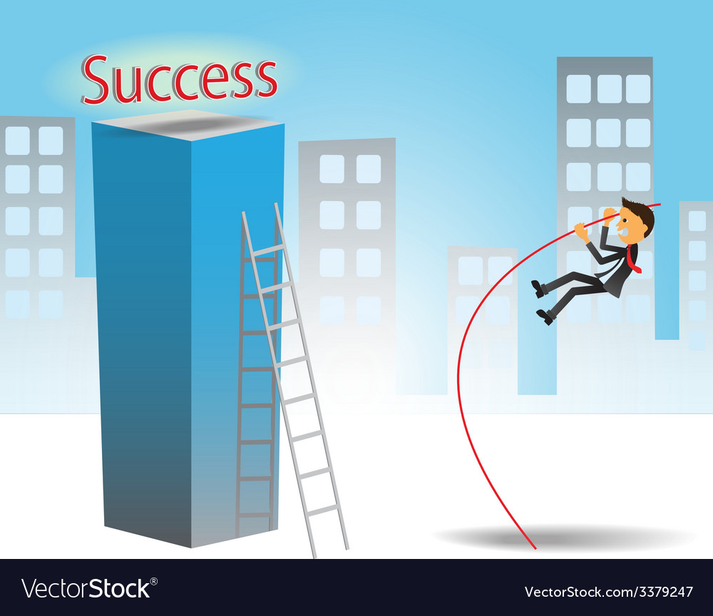Success Jumping