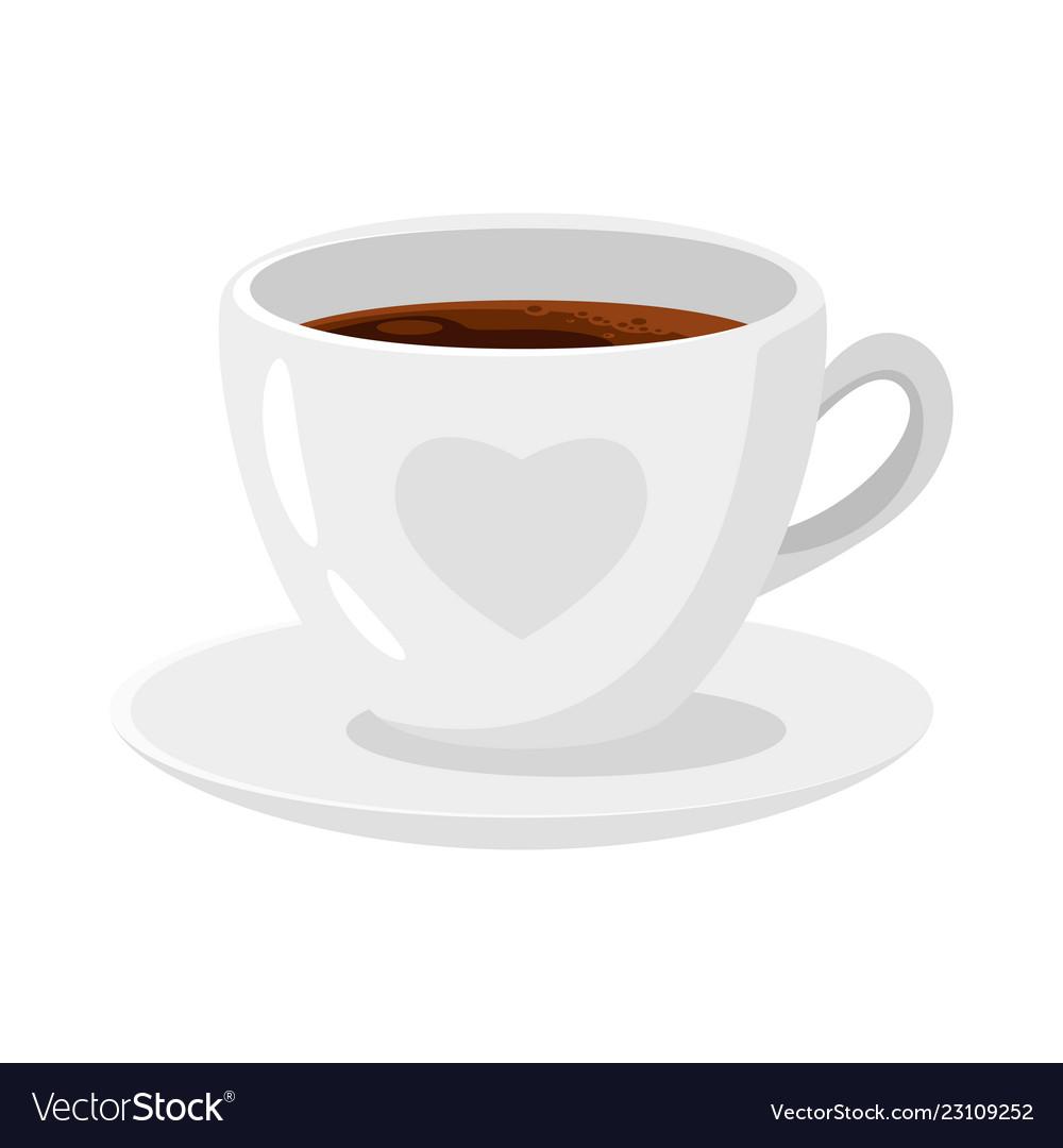 Icon for coffee menu design