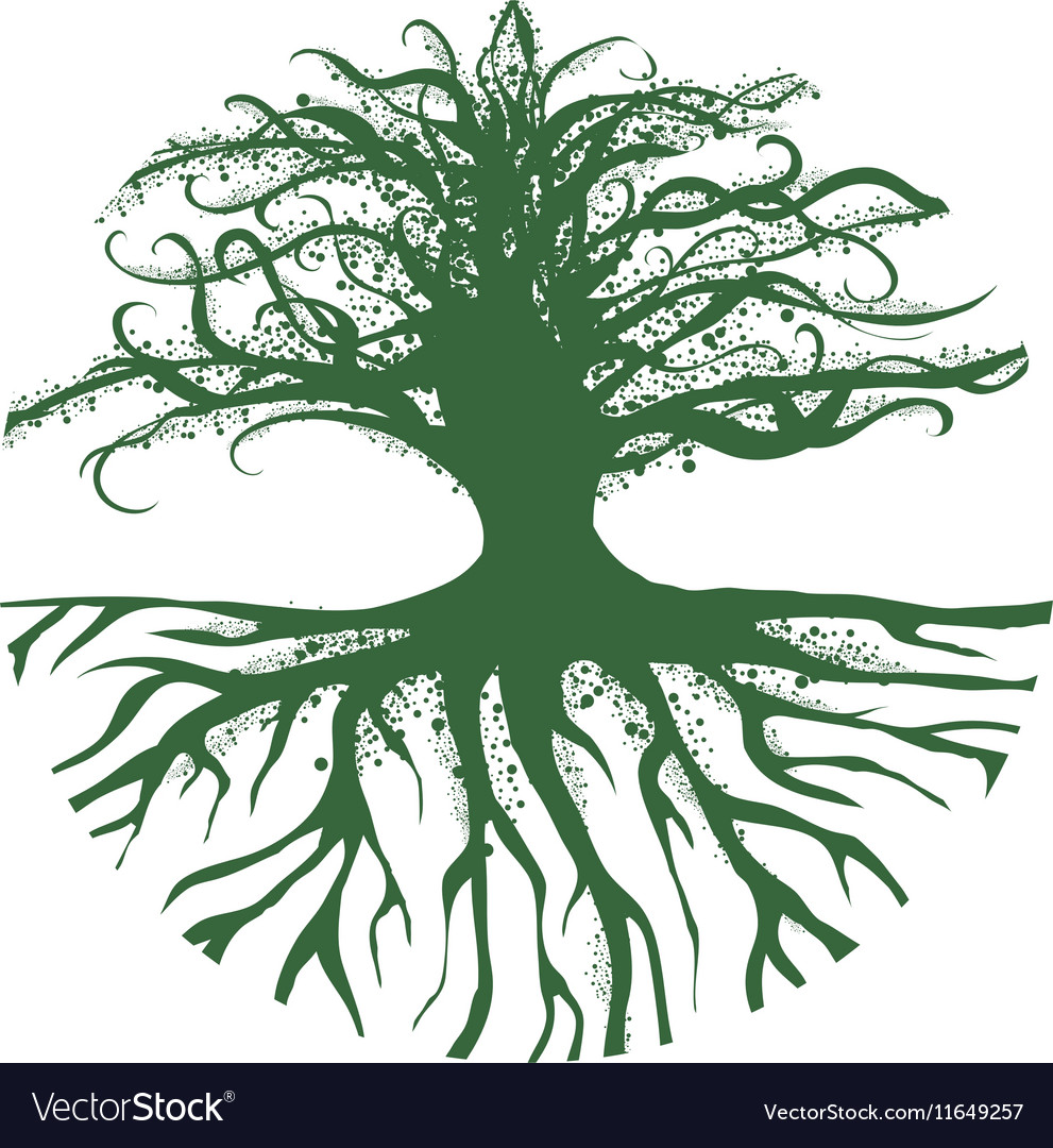Magic Round Tree Logo