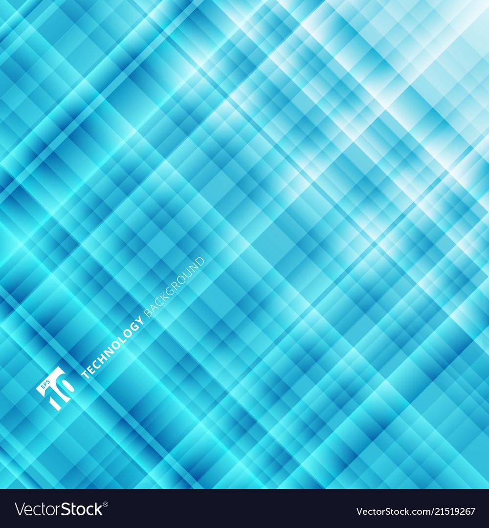 Abstract light blue technology background digital