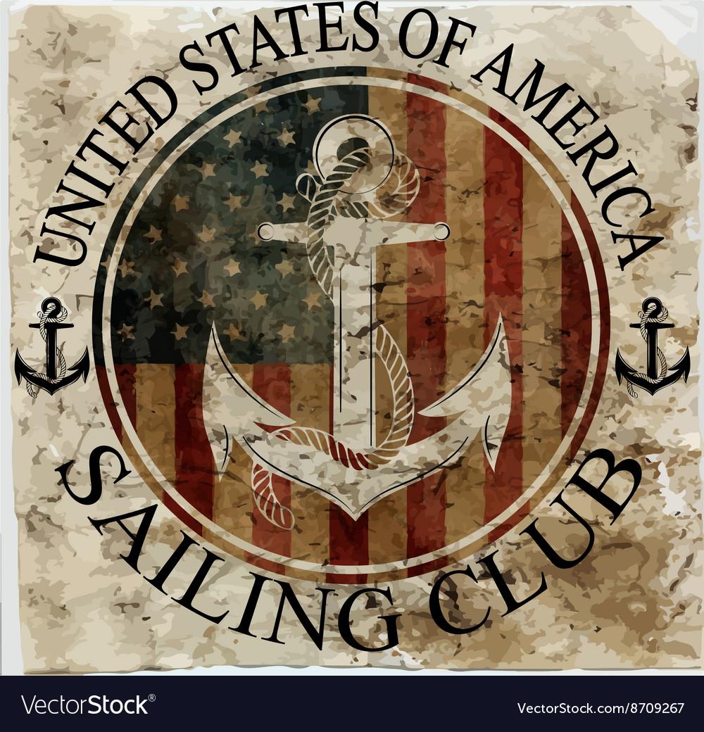 Newport sailing club artwork