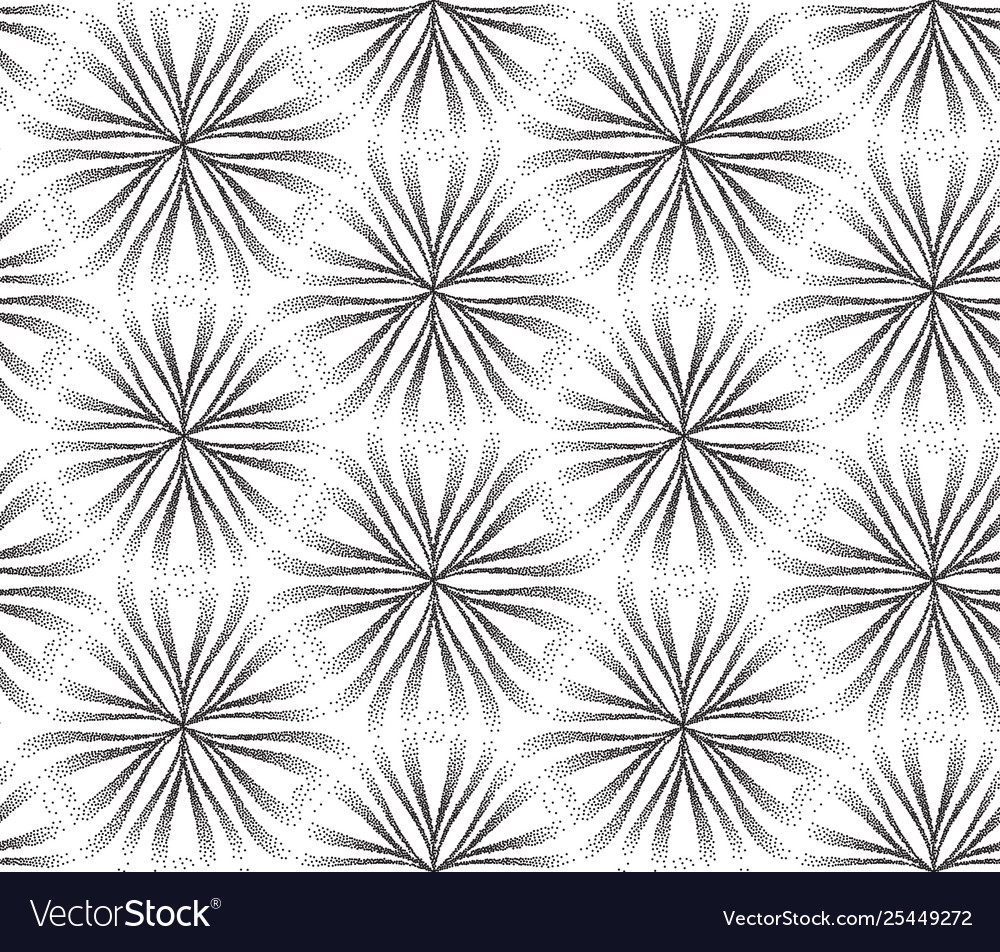 Abstract stipple seamless pattern tileable