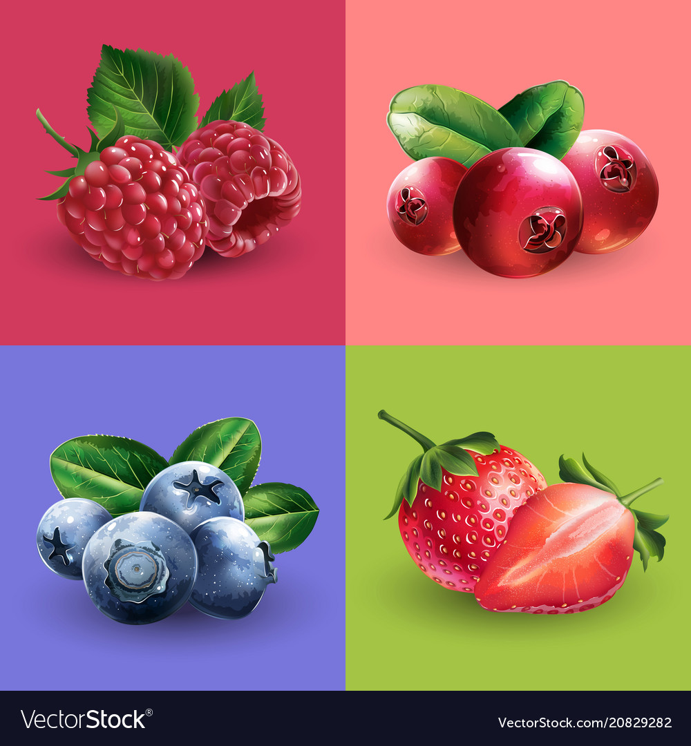 Free Images Of Blueberries And Cranberries