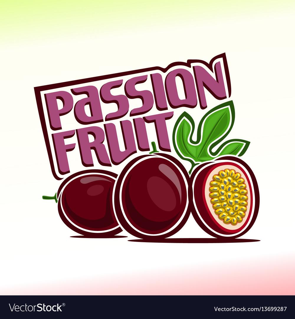 Passion fruit still life