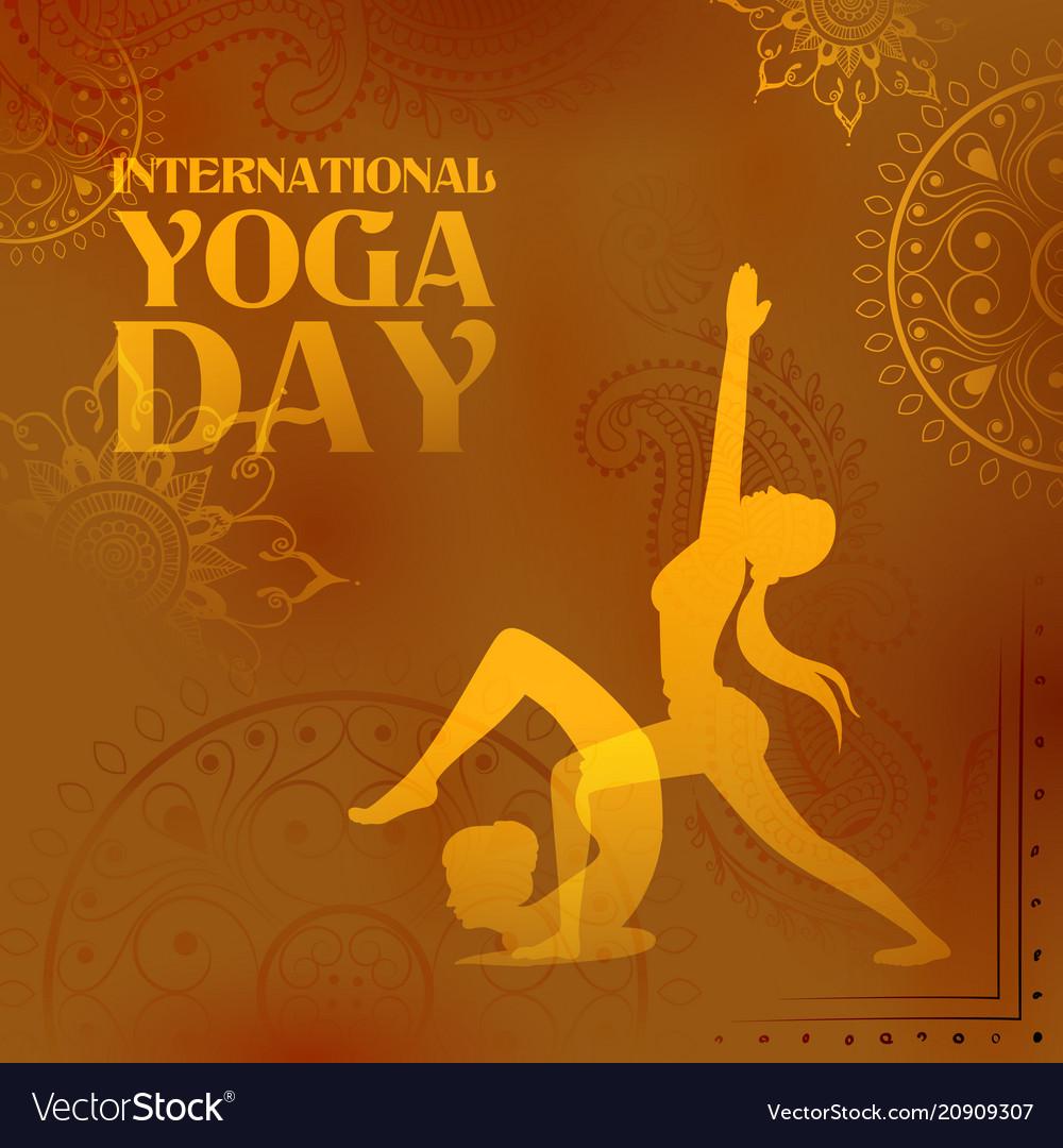 С международным днем йоги открытки, открыток бабушке