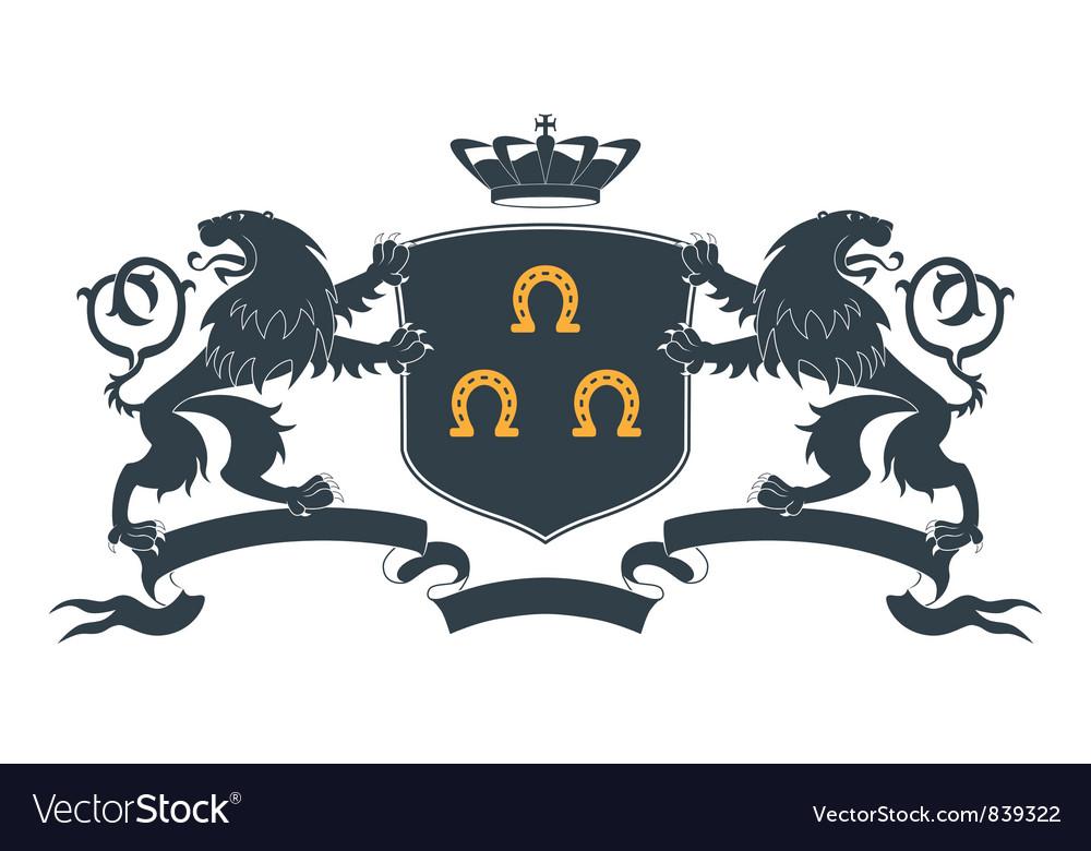 Heraldic lion18