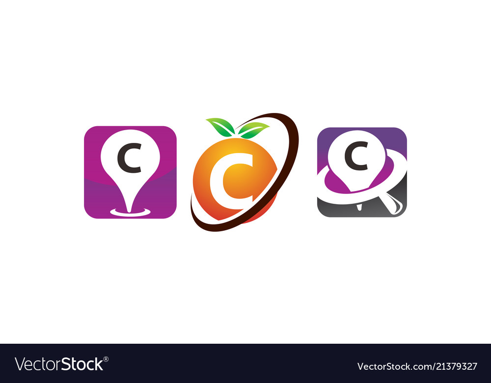 Pin location fruit c template set
