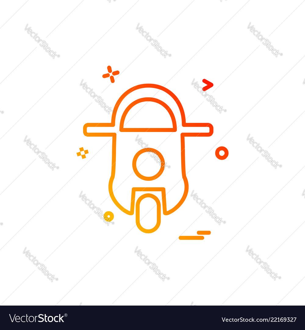 Vehicle icon design