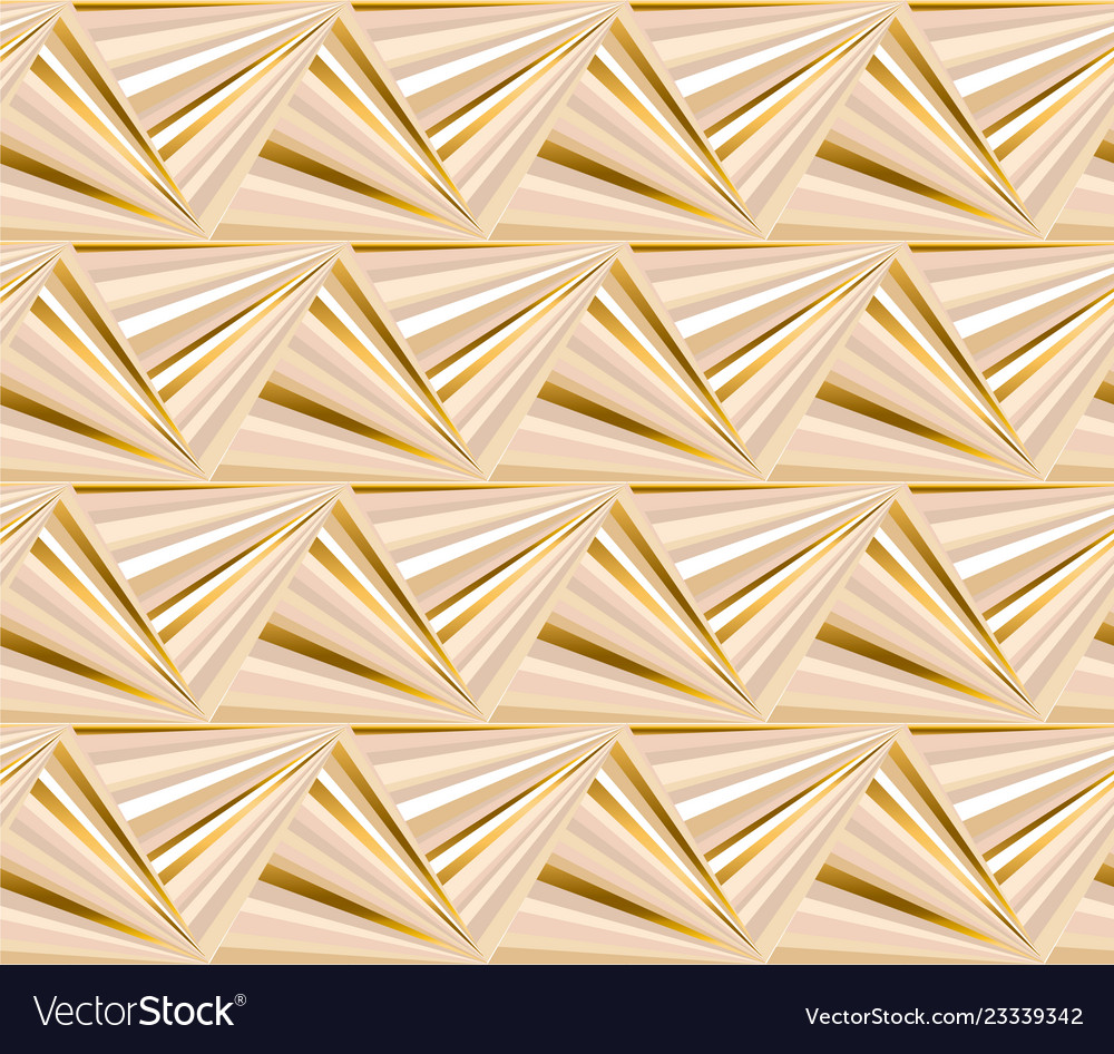 Abstract mosaic triangles texture