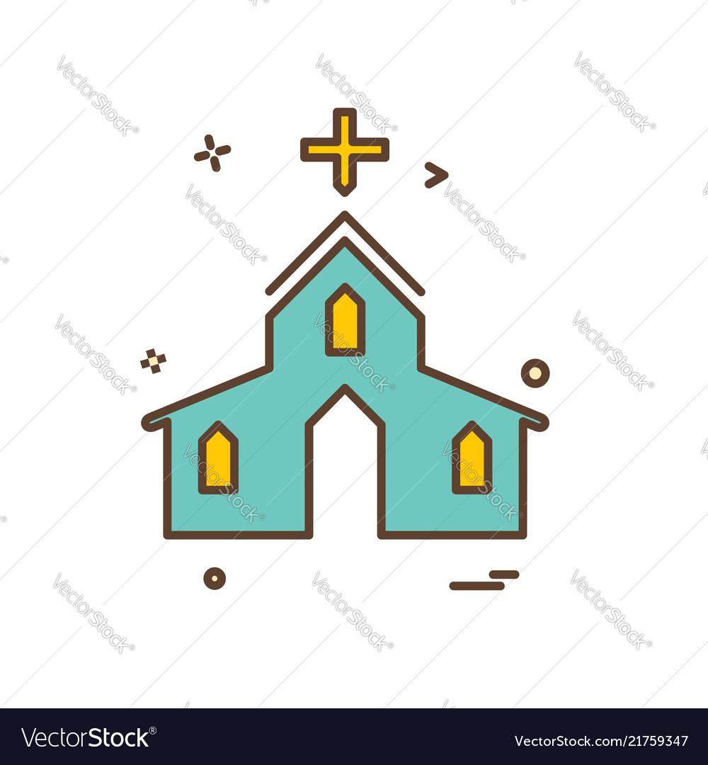 Church icon design