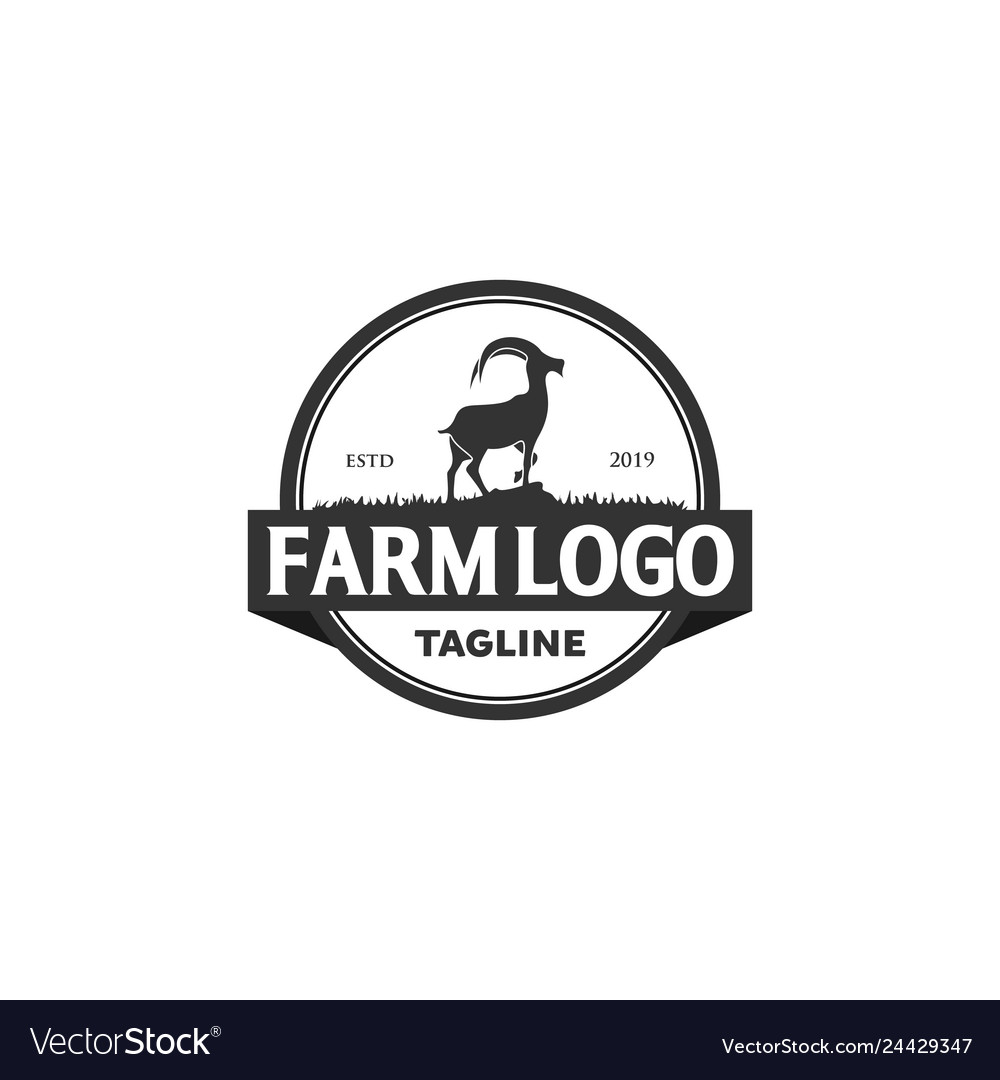 Goat logo designs inspirations