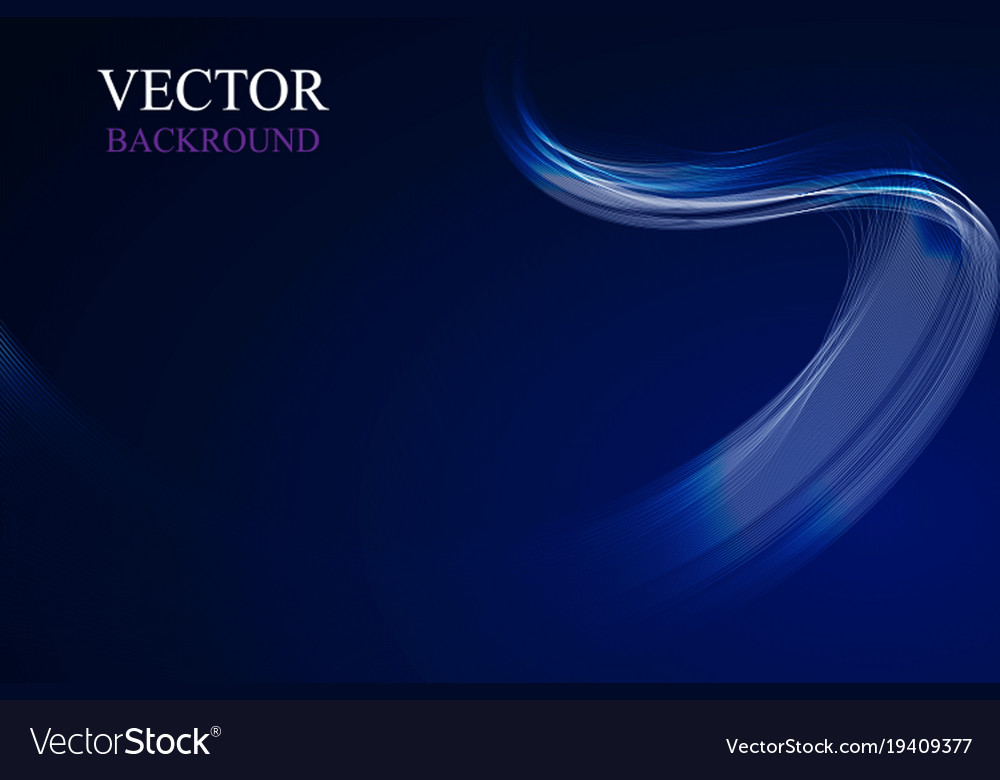 Abstract blue lines backround