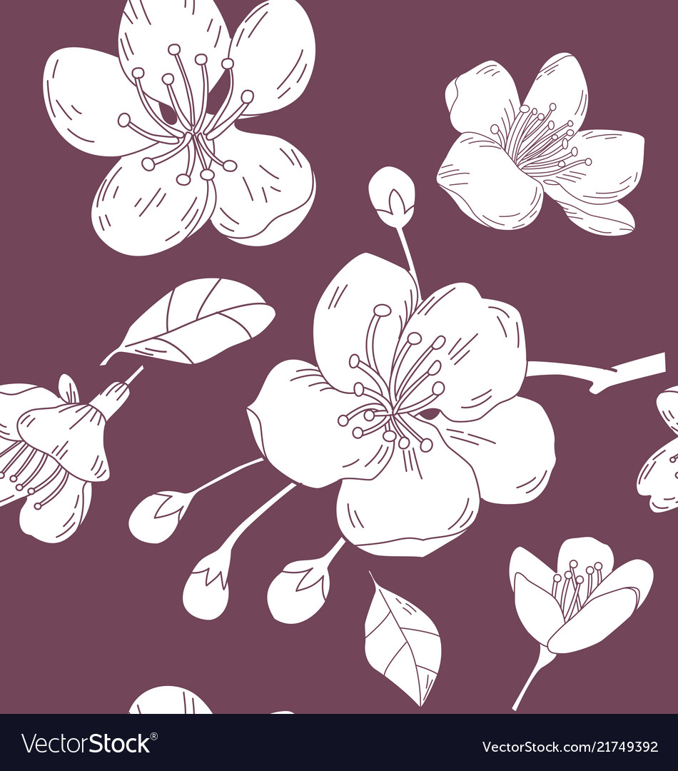 Floral seamless pattern3