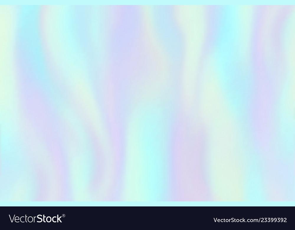 Rainbow foil texture iridescent hologram