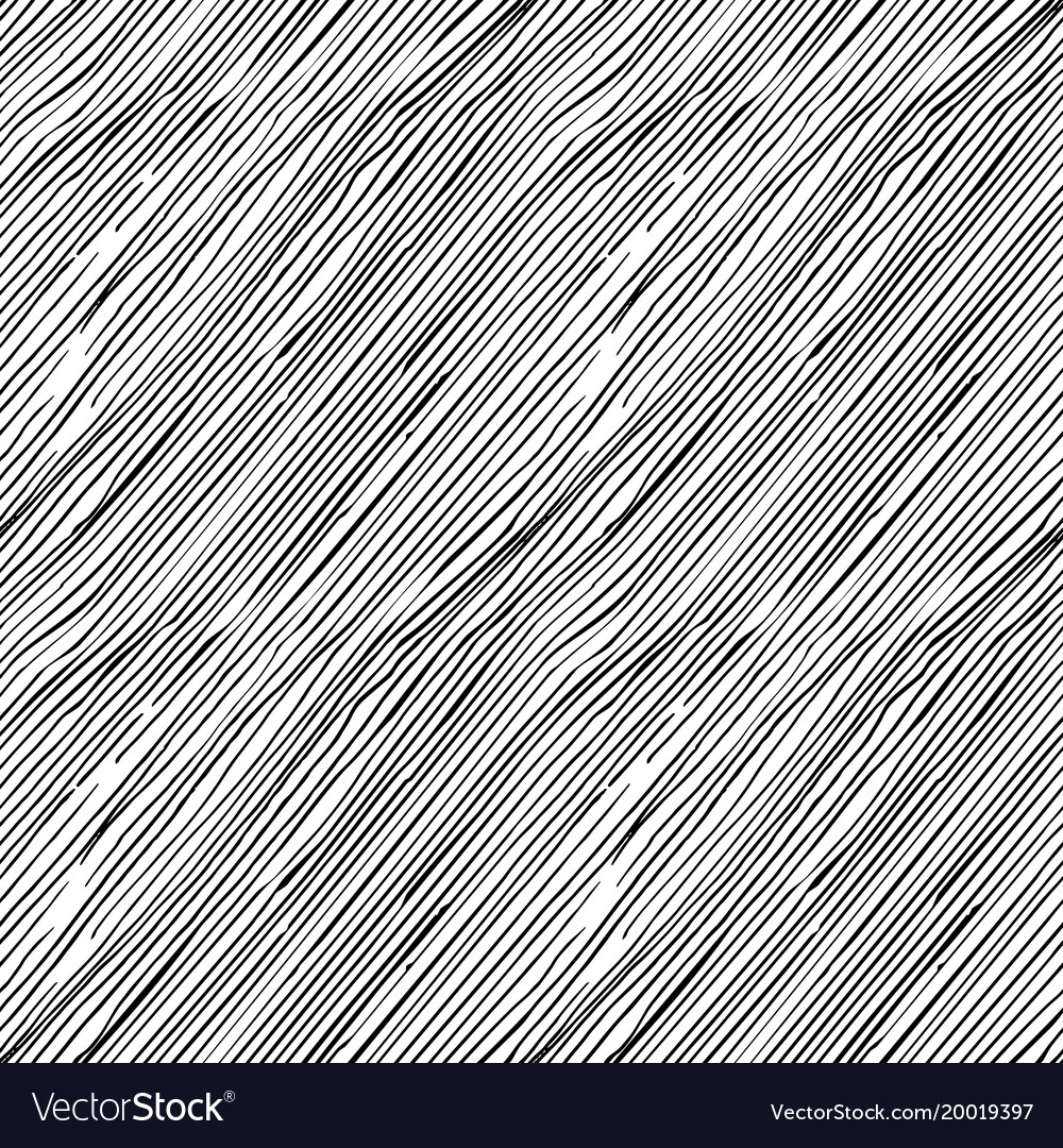 Pattern of inclined hatching grunge texture vector image