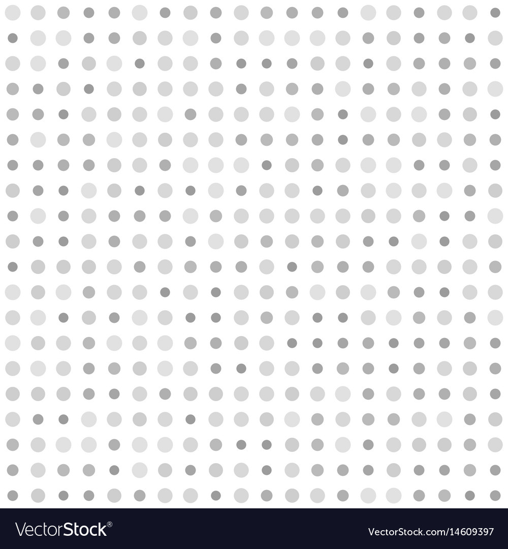 Polka dot pattern seamless dot background