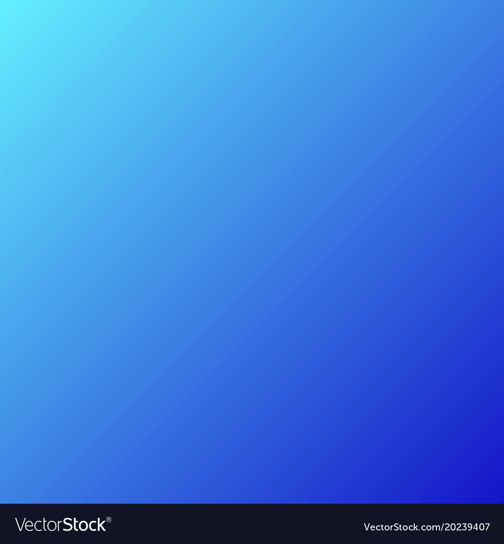 Blue abstract gradient background - blurred