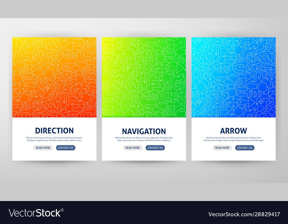 Arrow flyer concepts