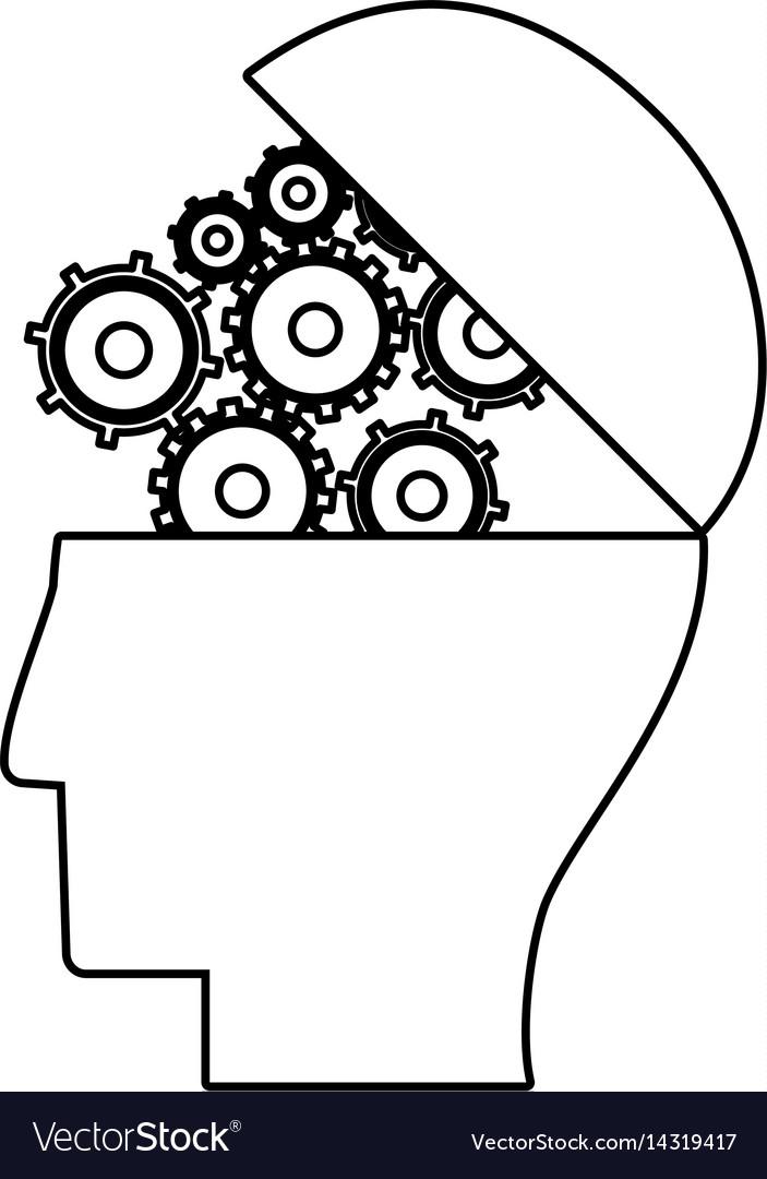 Human head gear work business outline
