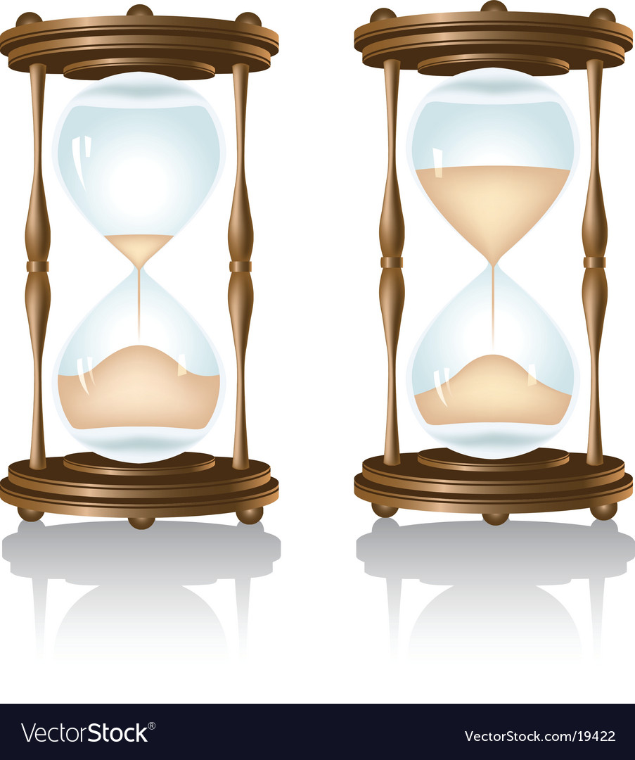 hour glass. Hour Glass Vector
