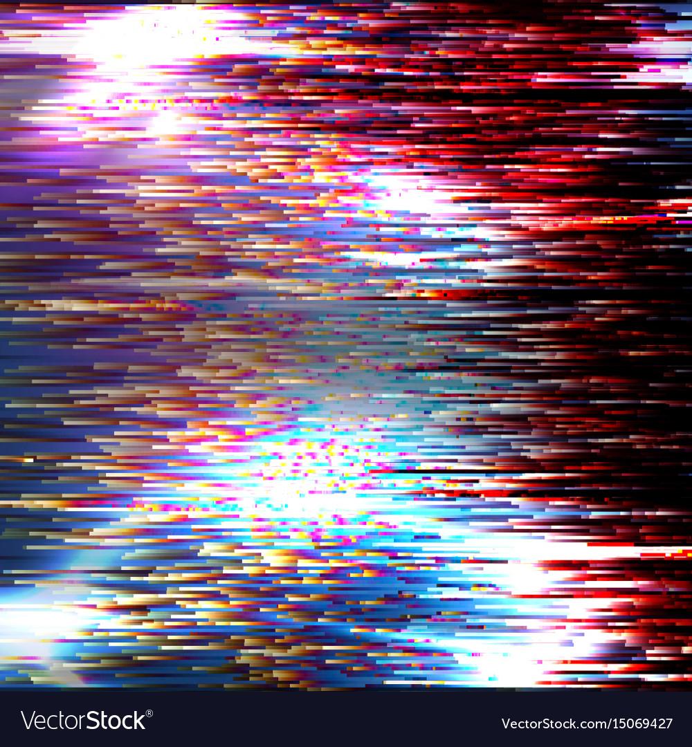 Glitch background modern digital image