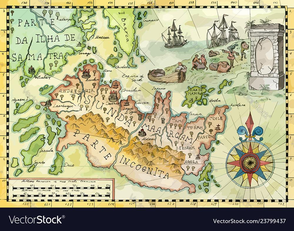 Pirate map 11