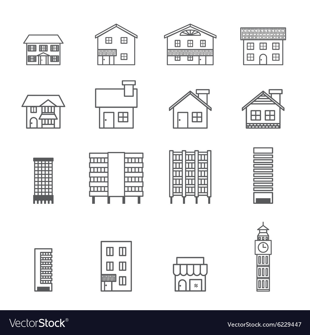 Building iconline