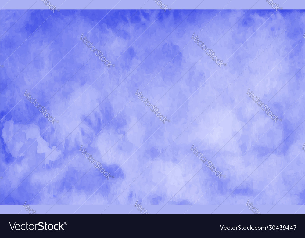 Purple watercolor background abstract hand