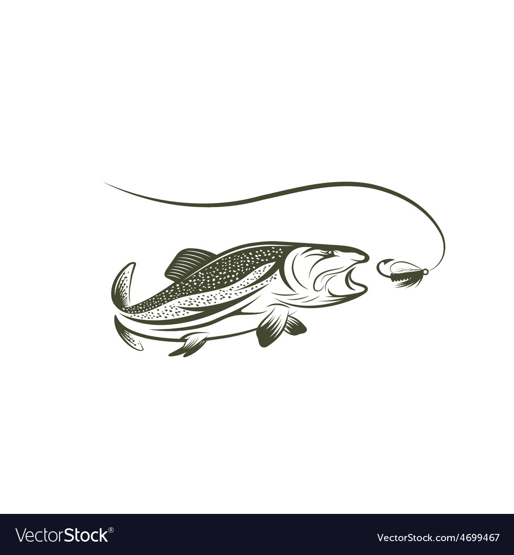 cdn3.vectorstock.com/i/1000x1000/94/67/salmon-and-...