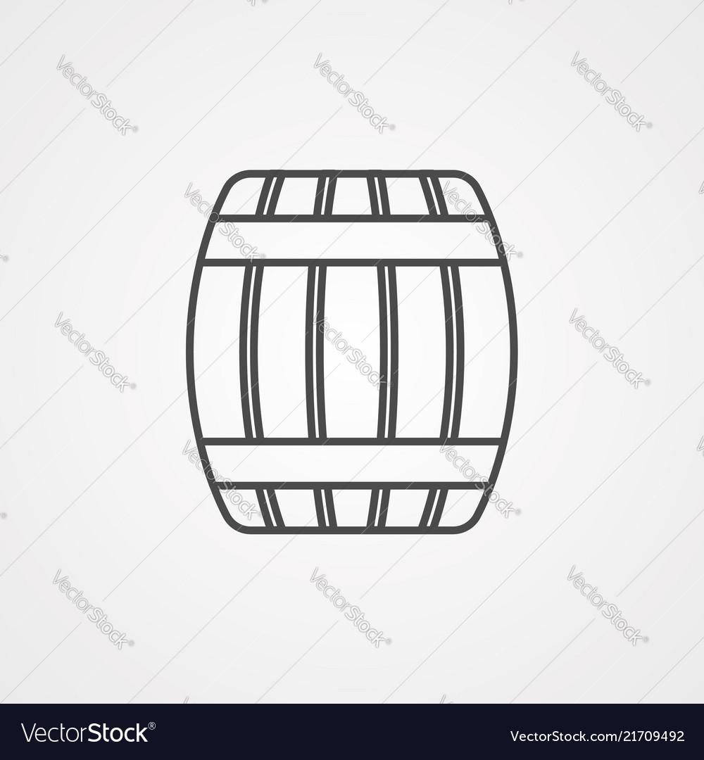 Barbecue icon sign symbol