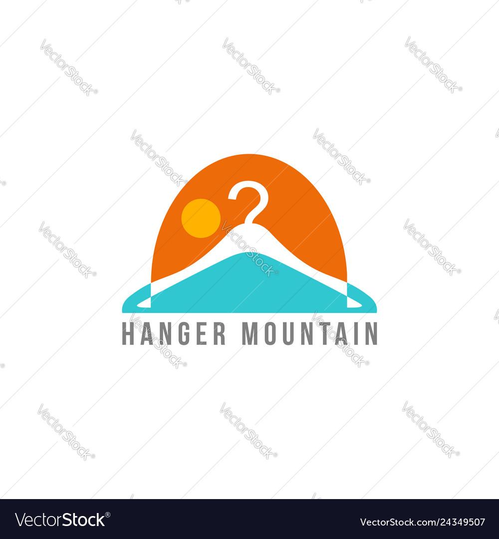 Hanger mountain logo