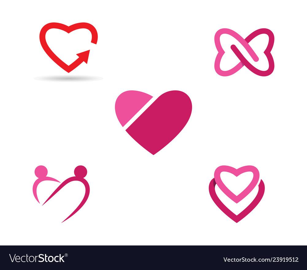 Beauty love icon