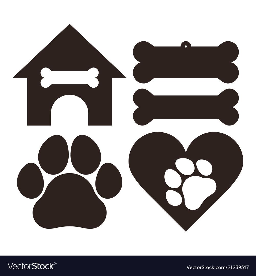 Dog set symbols