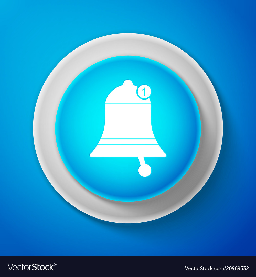 Bell icon new notification icon new message icon