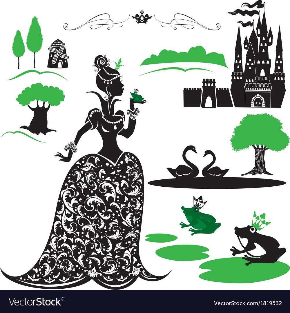 princess and the frog fairytale
