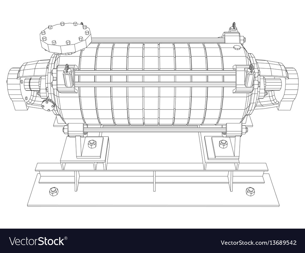 Diagram Of Pumping Unit Trusted Wiring Diagrams Tokheim Pump Oil Industry Royalty Free Vector Image Electronic