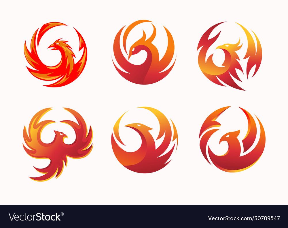 Phoenix circle collection