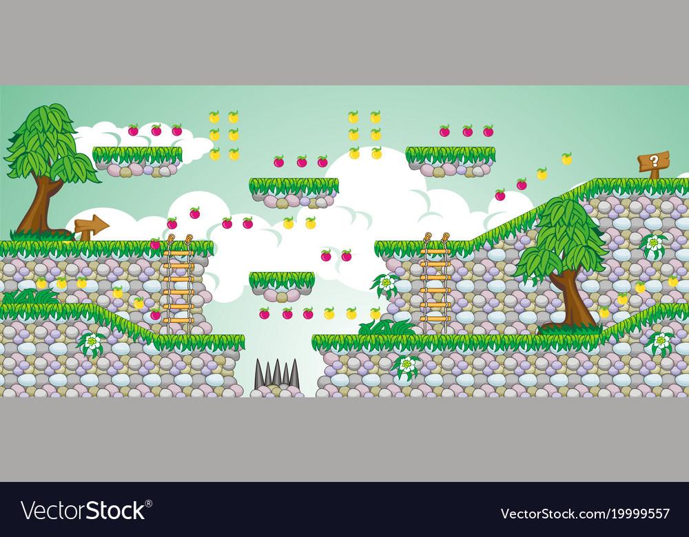 2d tileset platform game 24