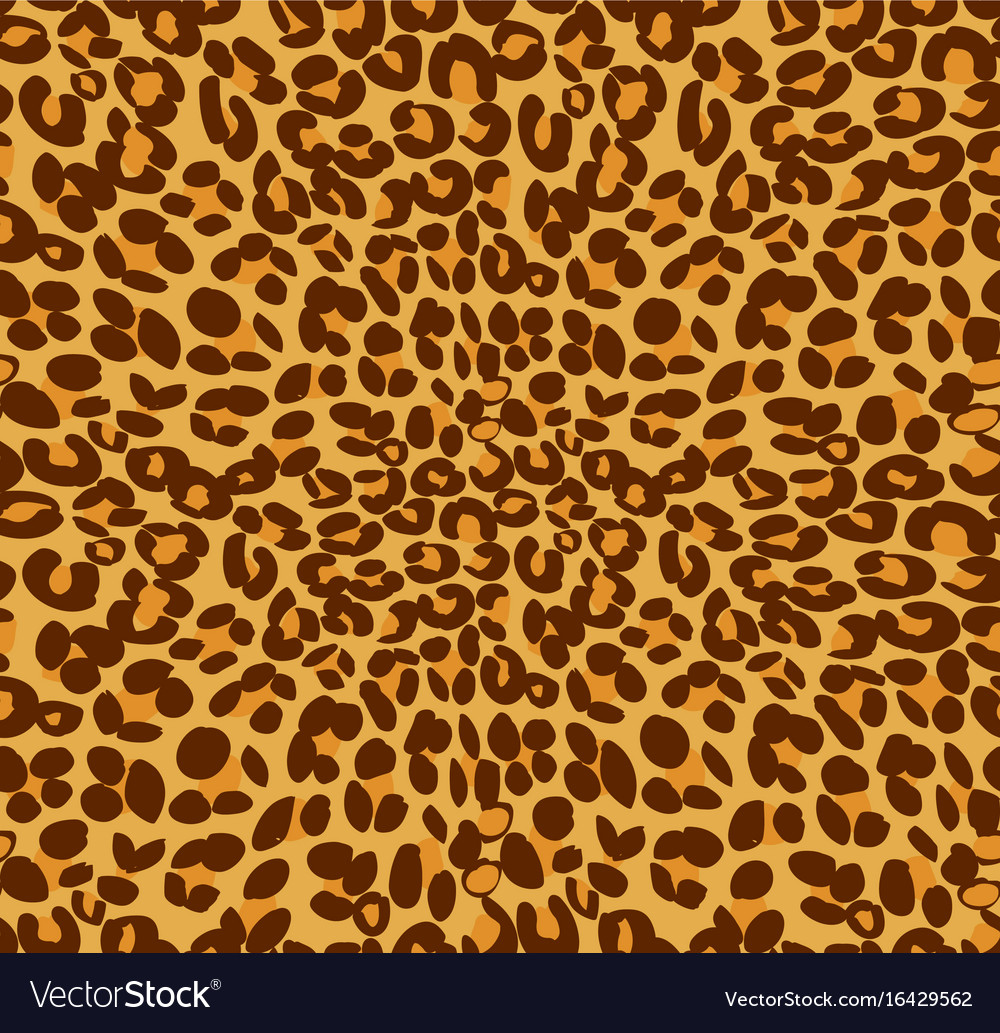 Leopard print and skin background