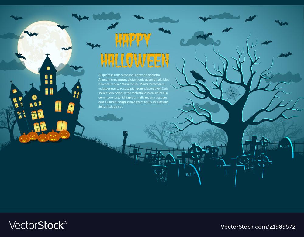 Halloween fantastic picture